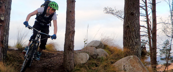 Advanced MTB Skills Coaching